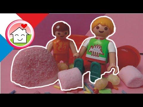 Playmobil en français -  Camping au pays de cocagne - La famille Hauser / film pour enfants