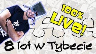 """""""HALAMA SE TU WALI RÓM"""" ft. 8 LAT W TYBECIE / 100 % LIVE! [ChwytakTV]"""
