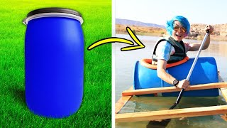 TRYING 28 CLEVER CAMPING IDEAS || DIY TRAVEL HACKS TO HELP YOU ON A TRIP BY 5 Minute Crafts