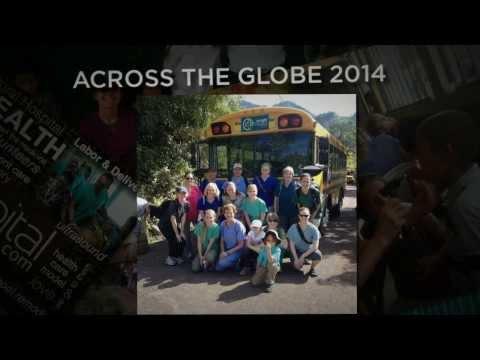 ACROSS THE GLOBE 2014