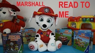 Marshall's Read To Me Adventure VTech Paw Patrol Learning Toy
