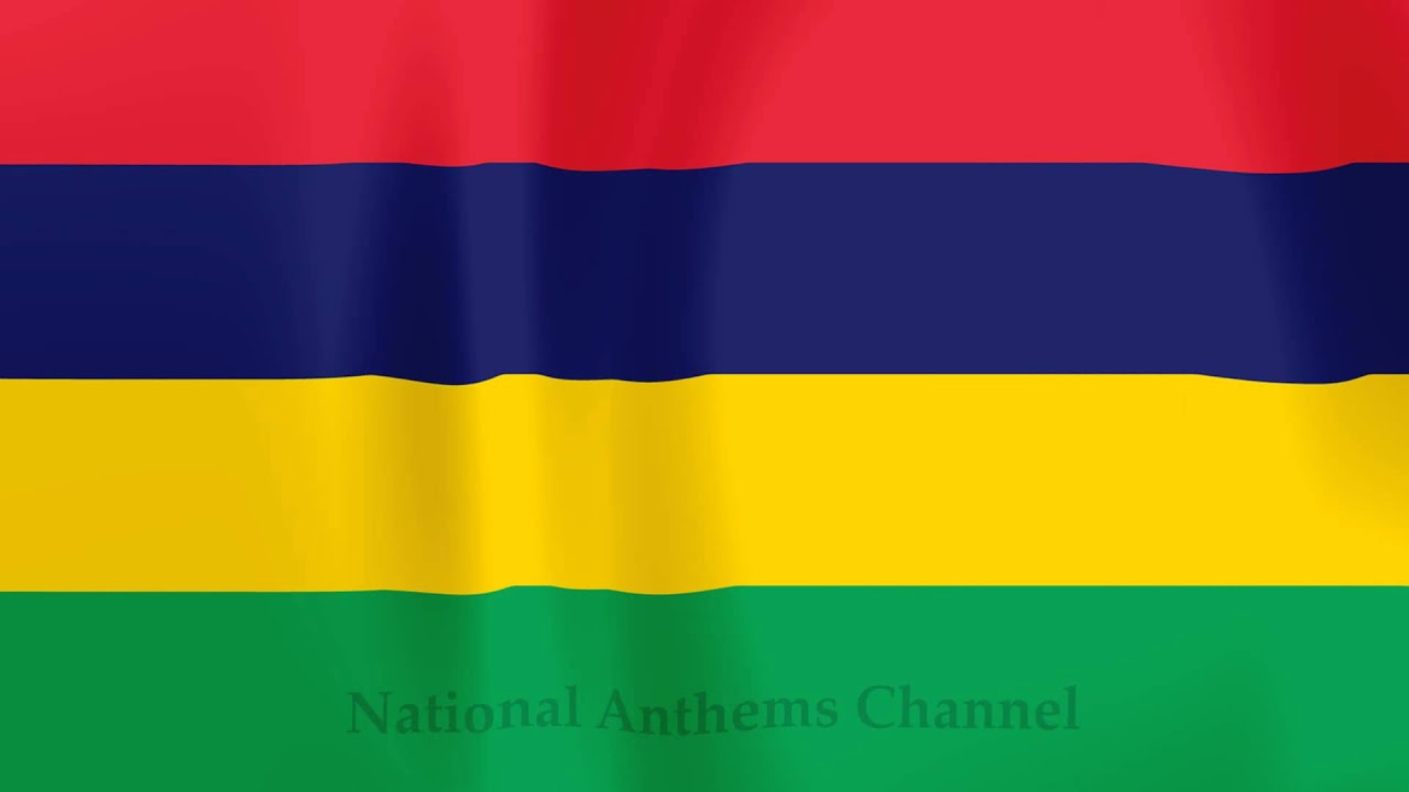 Mauritius National Anthem - Motherland (Instrumental)