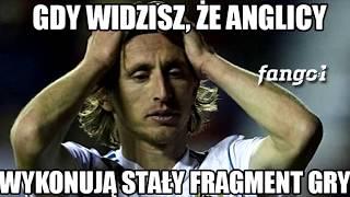 MEMY - Chorwacja 2-1 Anglia #23