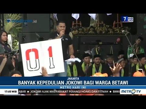 Forum Betawi Rempug Dukung Jokowi-Amin