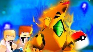 Minecraft Pixelmon MEGA LUCKY BLOCK WORLD - BIG POKEMON ONLY!? (Minecraft Pokemon Mod)