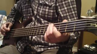 Warwick Thumb 5 string bass - Synchronicity 2
