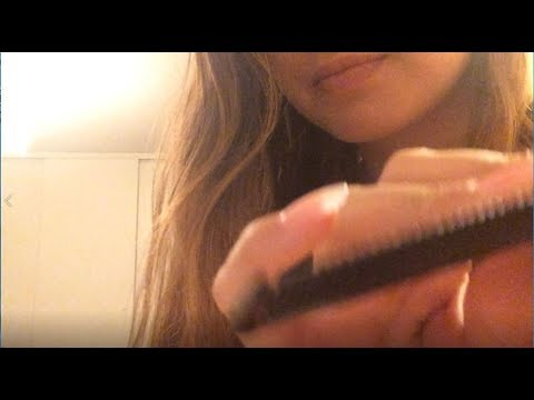 ASMR: Hair Wash and Trim