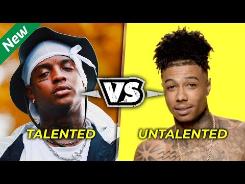 TALENTED Vs. UNTALENTED RAPPERS
