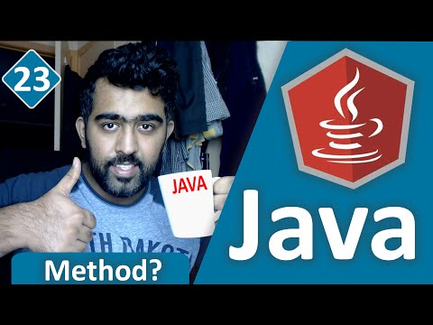 Java Tutorial for Beginners Series 2016 - Method  in Java # 23