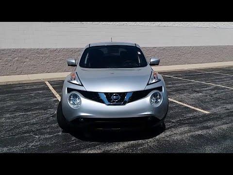 2016 Nissan Juke Niles, Skokie, Chicago, Evanston, Park Ridge, IL SP10522