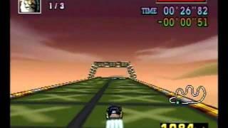 F-Zero X Mirror Tracks - sand Ocean 2