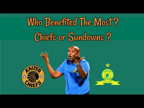 Stats Reveal Who Always Gets A Penalty Between Kaizer Chiefs & Sundowns ?