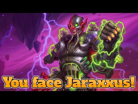 Jaraxxus Control Warlock The Boomsday Project | Hearthstone Guide How To Play