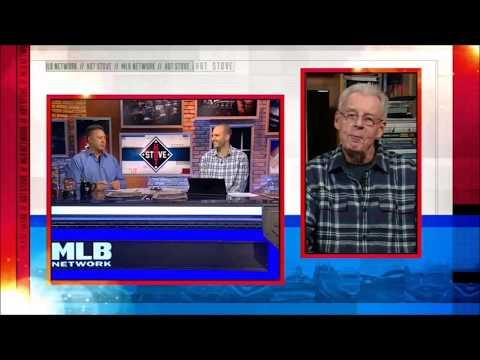 MLB Network Hot Stove - Peter Gammons - Rapsodo Baseball