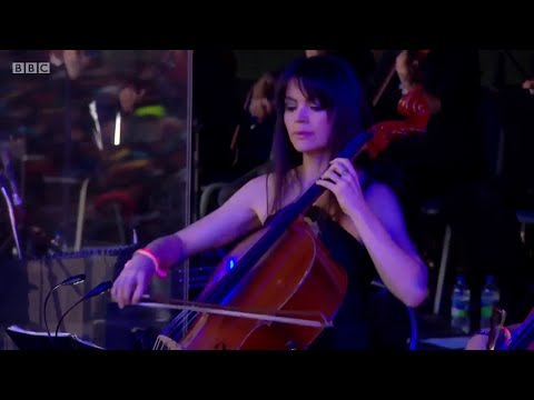 When I Was A Boy Jeff Lynne's ELO Live with Rosie Langley and Amy Langley, Glastonbury 2016