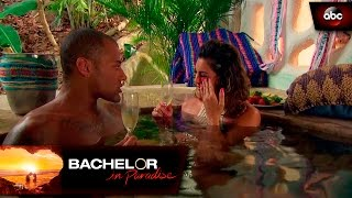 Grant Tells Lace that He Loves Her - Bachelor in Paradise
