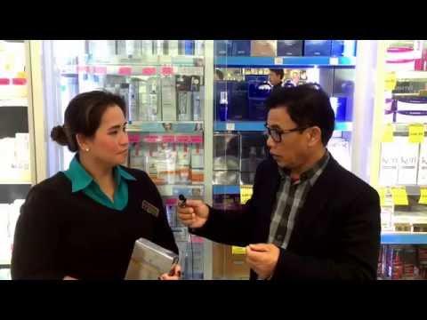 Sk media report by Korb at Lim's pharmacy