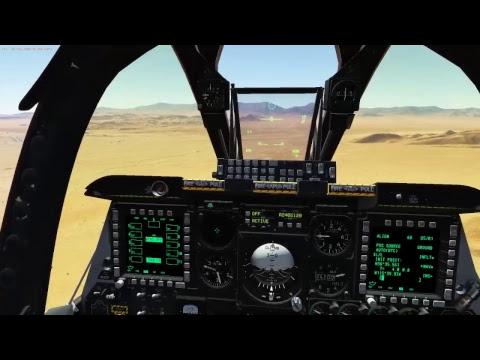 Shiftie Mover Live Stream DCS World - 2.1.1 - Nevada practice