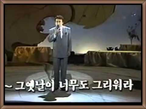 낙엽따라 가버린 사랑 - 차중락//