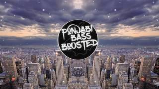 NEW PUNJABI SONG  2016 Trendster Jazzy B BASS BOOSTED !!!!