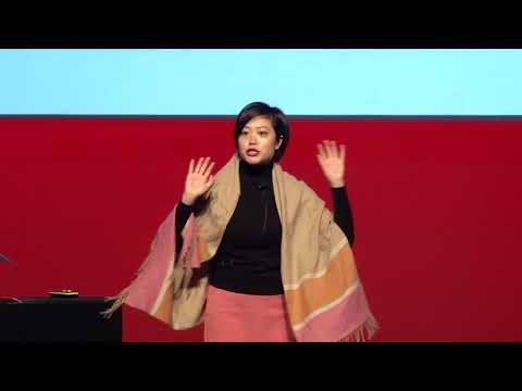 Andrea Chen in Plenary 3: Social enterprise in recovery and regeneration
