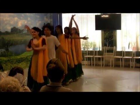 Bollywood dance mix | Tomsk Polytechnic University, Russia