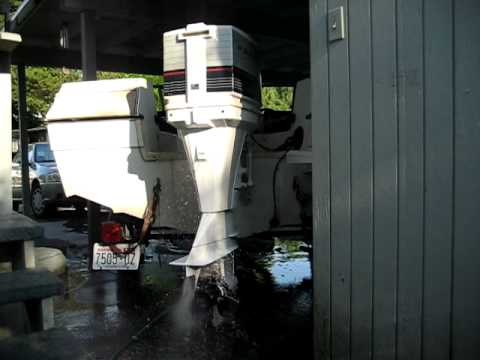 1985 85hp force chrysler outboard doovi for 125 hp force outboard motor for sale
