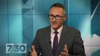 Greens leader says the Coalition are 'the real extremists' | 7.30