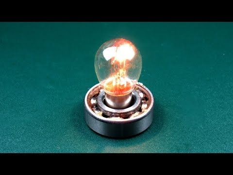 New for 2019 Electric Free energy generator Magnets, New Technology Project at Home