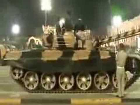 Libyan Army Parade in Tripoli