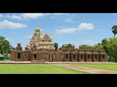 Kanchipuram - Sacred City of India / Tamil Nadu / India
