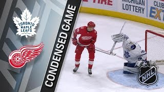 Toronto Maple Leafs vs Detroit Red Wings – Feb. 18, 2018 | Game Highlights | NHL 2017/18. Обзор