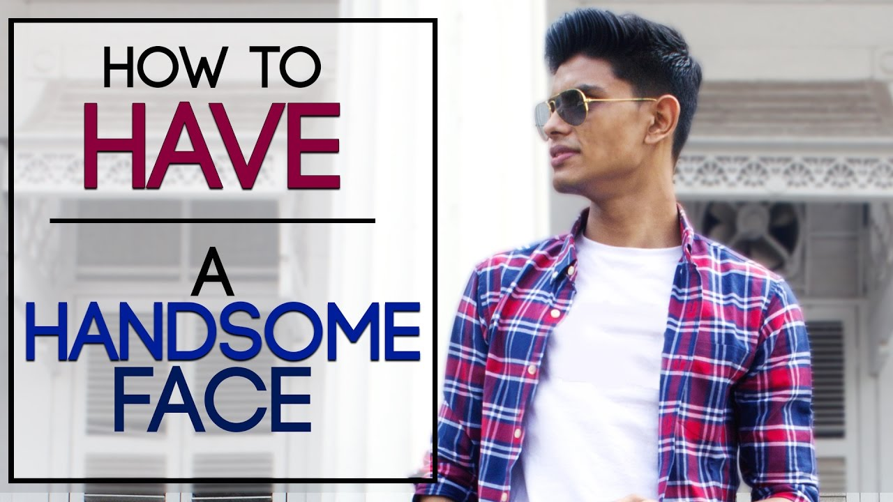 How to become a handsome guy 54