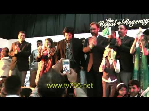 Uchiyan Majajan  Jawad Ahmed Live Show HD