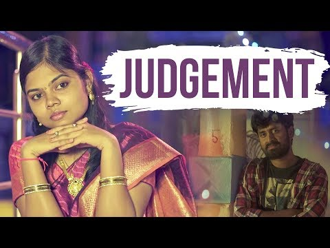 Judgement || New Telugu Short film 2018 || Directed by Sudharam