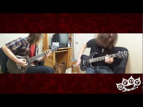 Five Finger Death Punch ~ Dying Breed (Cover)
