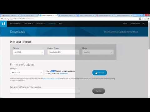 Ubiquiti Networks - Webinar: Enlace Punto a MultiPunto (PtMP) con airMax
