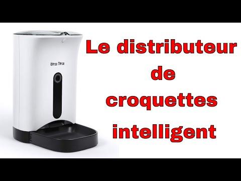 😺 Le Distributeur De Croquettes Intelligent Katze Tatze