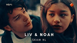 COUPLE: Liv & Noah SERIE: SKAM Netherlands (they are speaking dutch...