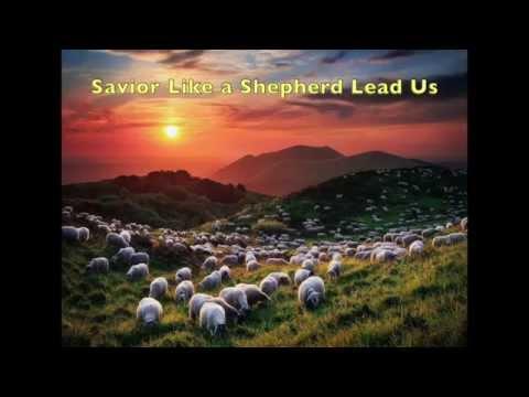 Savior Like a Shepherd Lead Us (Piano Hymn Arrangement)