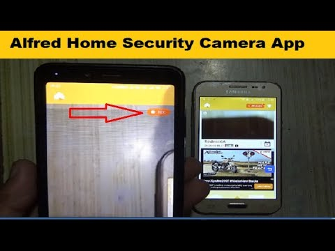 Alfred Security App | Alfred Home Security App Using Old Smart Mobiles | Alfred Security App Review