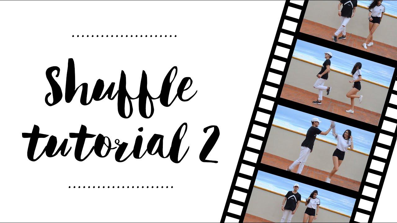SHUFFLE / CUTTING SHAPES TUTORIAL #2 | Sira Garcia