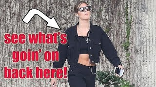 EXCLUSIVE - Ben Affleck's Girlfriend Shauna Sexton Shows Off Her Assets In Ripped Jeans