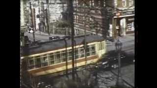 3RD AVE. RAILWAY SYS TROLLEYS   MOVIE  FOOTAGE 2.