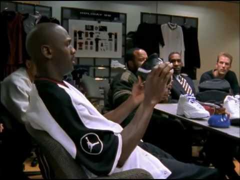 Michael Jordan/Spike Lee - Nike Air Jordan Evolution