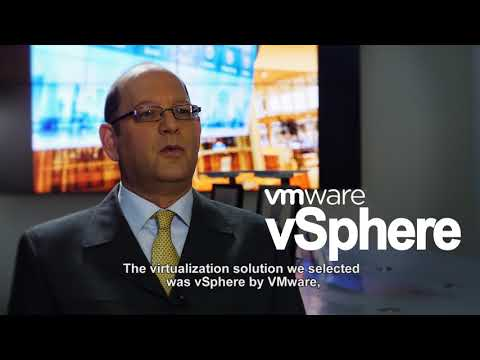 VMware Tel Aviv stock exchange customer story