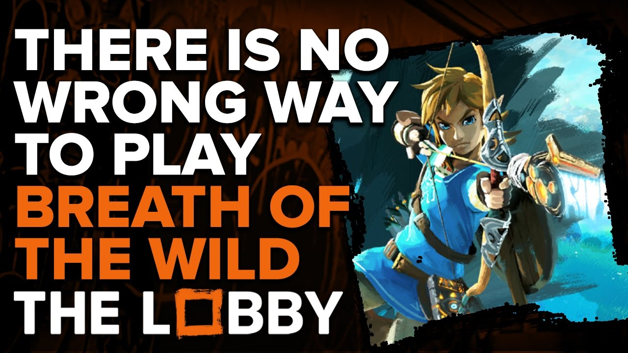 how to play breath of the wild loadiine