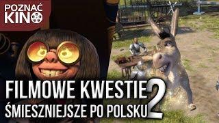 Filmowe kwestie które są śmieszniejsze w POLSKIEJ WERSJI cz. 2 | Poznać kino