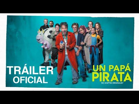 Un Papá Pirata - Tráiler oficial