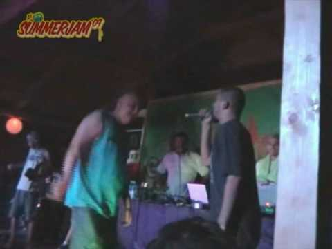 SummerJam 09 / Battle Off Da Dome / Finala / Pytt vs. Dragonu'